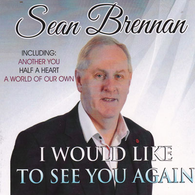 Sean Brennan - I would Like To See You Again