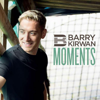 Barry Kirwan - Moments