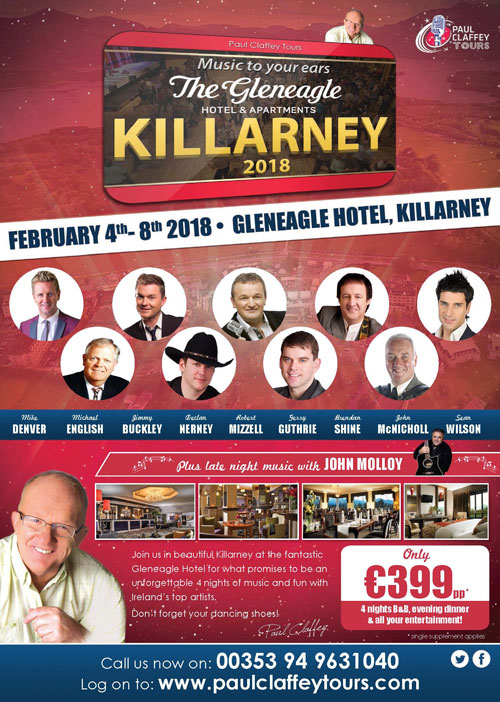 Music To Your Ears - Killarney
