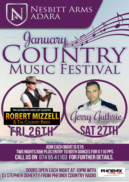 January Country Music Festival