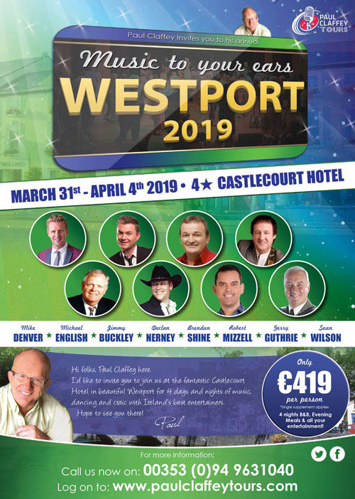 Music To Your Ears - Westport