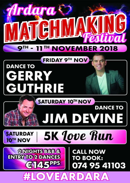 Ardara Matchmaking Festival