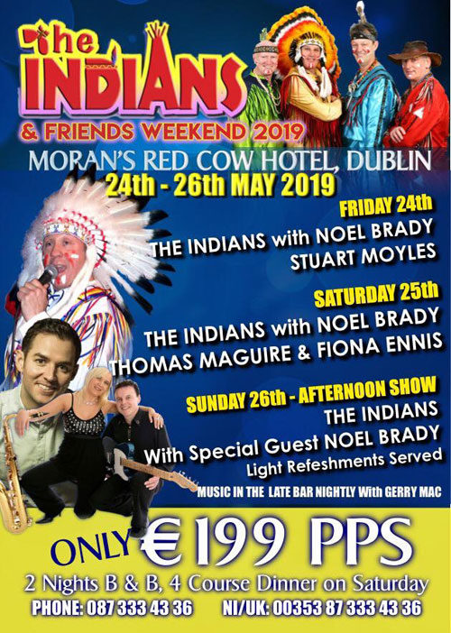 The Indians & Friends Weekend