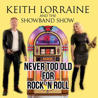 Never Too Old For Rock 'N Roll